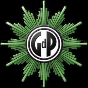 Logo Gewerkschaft der Polizei